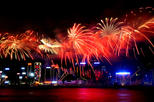 Chinese New Year Fireworks Cruise in Hong Kong