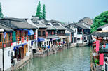 Coach Tour: Zhujiajiao Water Town Plus Huangpu River Cruise