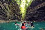 Canyoneering and Moalboal Island Hopping