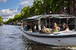 90-Minute Canal Cruise in Amsterdam