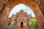 Bagan day tour with horse cart and sunset cruise