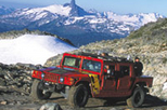 Blackcomb Glacier Safari