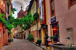 Freiburg half day tour from Colmar