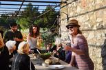 Provence cooking class in a rustic farmhouse