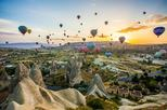 Highlights of Cappadocia Included Hot Air Balloon