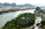 Guilin Full Day Tour including Fubo Hill, Reed Flute Cave, Elephant Hill and Seven Star Park, ...