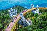 Golden Bridge and Ba Na hills Full day Private tour