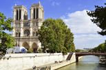 Audio Guided Notre Dame Cathedral and Visit of the Latin Quarter at your Own Pace