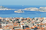 Marseille Independent Day Trip from Paris by TGV Train