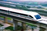 Pudong (Shanghai) Departure Transfer on the 500kph MagLev Train: Hotel to Airport