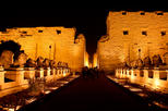 Sound and Light show in karnak temple