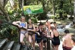 Combo Tour Dunn's River Falls and BlueTour from Ocho Rios