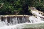 Caribbean - Jamaica: Private Dunn's River Falls and Tubing Combo Tour from Ocho Rios