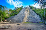 Amazing day visiting 4 places: Tulum, Coba, a Mayan Cenote and Playa del Carmen