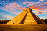 Full day tour  to Cenote and Chichen Itzá a world wonder  located in Mexico