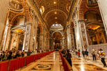 24 or 48hr Hop-on Hop-off Bus Tour with Skip-the-line Vatican Museum and Sistine Chapel