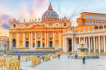 Guided Skip-the-Line Group Tour of the Vatican Museum and Sistine Chapel with Free Access to Saint Peter's Basilica