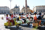 Half-Day Small-Group Guided Vintage Vespa Tour of Rome