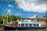 Brisbane Full-Day Sights Tour and River Cruise from the Gold Coast, Gold Coast, Bus & Minivan Tours