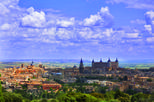 5-Day Spain Tour: Cordoba, Seville, Granada and Toledo from Barcelona