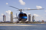 Barcelona Shore Excursion: Barcelona City and Coast Helicopter Tour