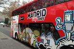 City Sightseeing Madrid City Hop-on Hop-off Tour with Optional Food Tastings
