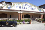 Full-Day Freixenet Cava Cellars, Sitges and Bacardi House Tour from Barcelona