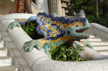 Gaudi's Park Guell Guided Walking Tour, Barcelona,