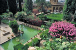 Granada - The Alhambra Palace and Generalife Gardens, Costa del Sol,
