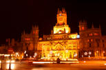 Madrid Super Saver: Illuminations Evening Tour and Flamenco Show at Florida Park, Madrid,