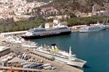 Private Malaga Transfer: Cruise Port to Central Malaga and Costa del Sol