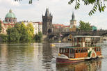 Prague Vltava River Afternoon Tea Cruise, Prague,