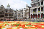 Brussels Sightseeing Tour Including the European Parliament, Brussels, Half-day Tours