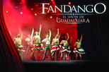 Fandango Show with Dinner and Tequila Tasting