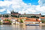 2hr Vltava Cruise with Lunch & Free Airport Transfer