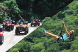 ATV-Zip Line Combo Adventure Tour from Puerto Vallarta