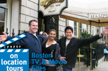 Boston TV and Movie Sites Tour