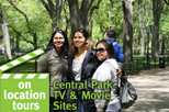 Central Park Movie Sites Walking Tour, New York City,