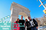 Visite New York TV and Movie Sites