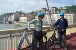 3-Hour E-Bike Tour with Food Tasting at Paul Bocuse Markets