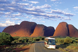 Tour de 3 días de Alice Springs a Uluru (Ayers Rock) por el Kings Canyon