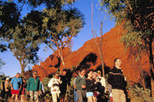 Tour de 3 días desde Uluru (Ayers Rock) a Alice Springs por el Kings Canyon