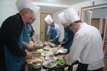 Chinese Cooking Class and Wet Market Visit
