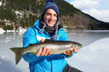 Full-Day Ice Fishing in Whistler or Pemberton
