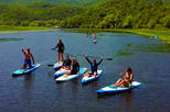 Epic Paddleboard (SUP) Tour on Crnojevic River to Skadar Lake