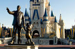 1-Day Admission to Disney World Theme Park with Transportation from Miami, Miami,
