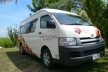 Nadi Arrival Shared Transfer:  Airport to Hotel, Fiji, Airport & Ground Transfers