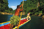 Navua River Village and Kava Ceremony Tour including Lunch, Fiji,