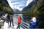 Milford Sound Mariner Overnight Cruise from Te Anau, Fiordland & Milford Sound, Multi-day ...