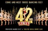42nd Street Theater Show in London